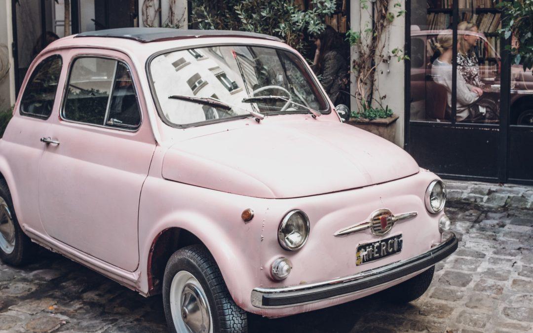 Warum Frauen zwischen rosarot und pink unterscheiden können …..